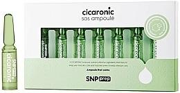 Profumi e cosmetici Fiale lenitive viso - SNP Prep Cicaronic SOS Ampoule