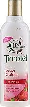 """Profumi e cosmetici Shampoo """"Luminosità di colore"""" - Timotei"""