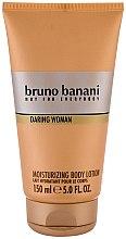 Profumi e cosmetici Bruno Banani Daring Woman - Lozione corpo