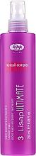 Profumi e cosmetici Fluido levigante - Lisap Milano Lisap Ultimate 3 Straight Fluid Spray