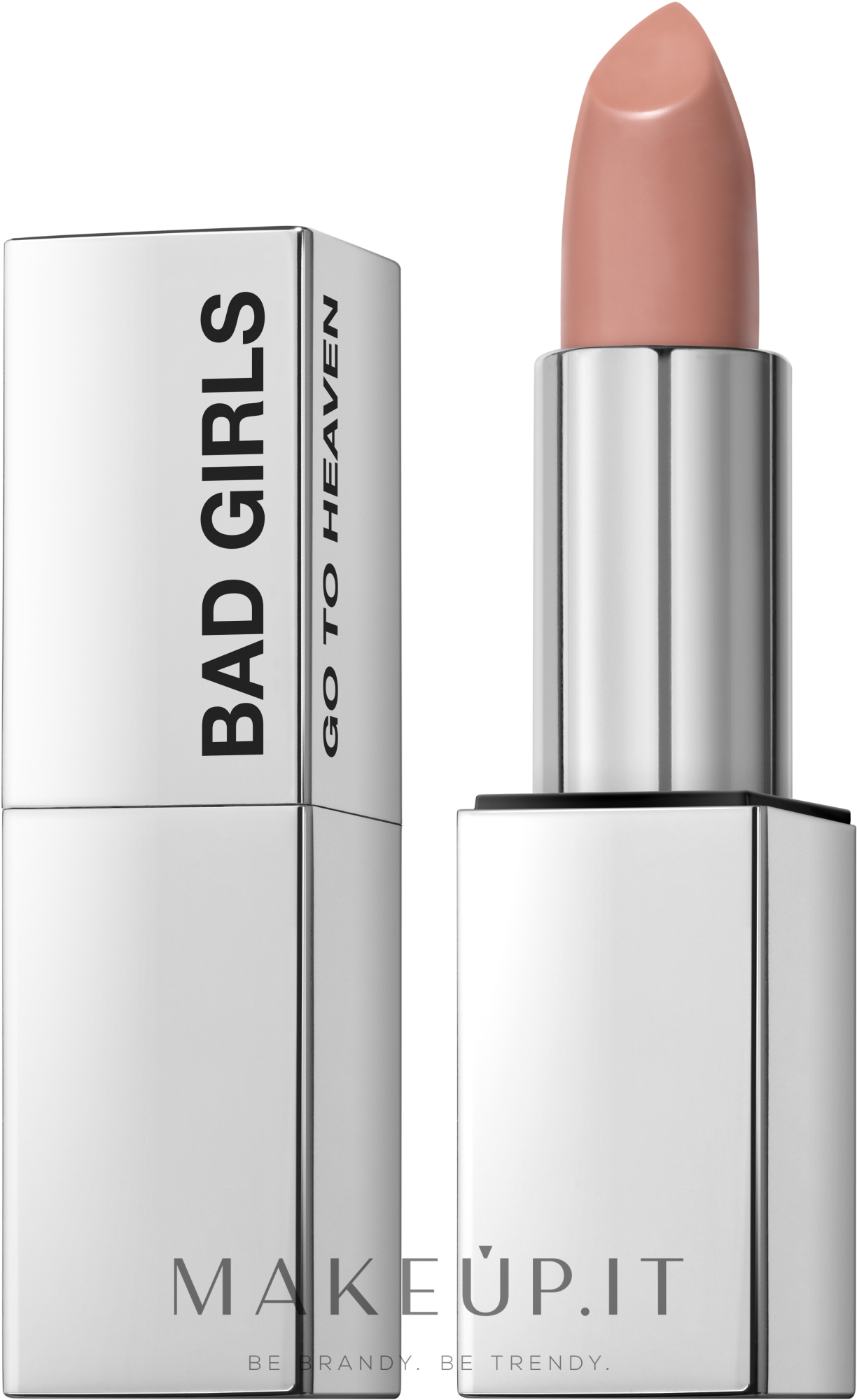 Rossetto cremoso - Bad Girls Go To Heaven Creamy Lipstick — foto 201 - Mrbrown