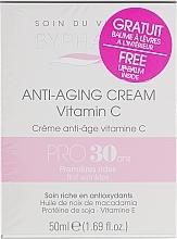 Profumi e cosmetici Set - Byphasse Anti-aging 30+ (cr/50ml+lip/balm/4.8g)