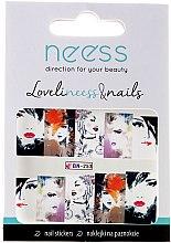 Profumi e cosmetici Adesivi per nail design, 3686, BN-253 - Neess