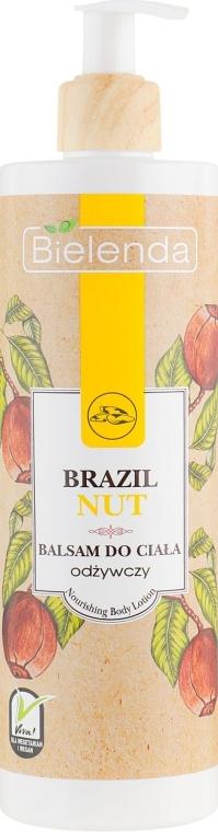 "Balsamo corpo ""Noce brasiliana"" - Bielenda Brazil Nut Balsam"