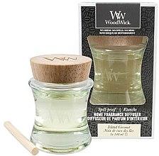 Profumi e cosmetici Aromadiffusore - Woodwick Home Fragrance Diffuser Island Coconut