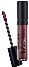 Profumi e cosmetici Rossetto - Flormar Metallic Lip Charmer Matte