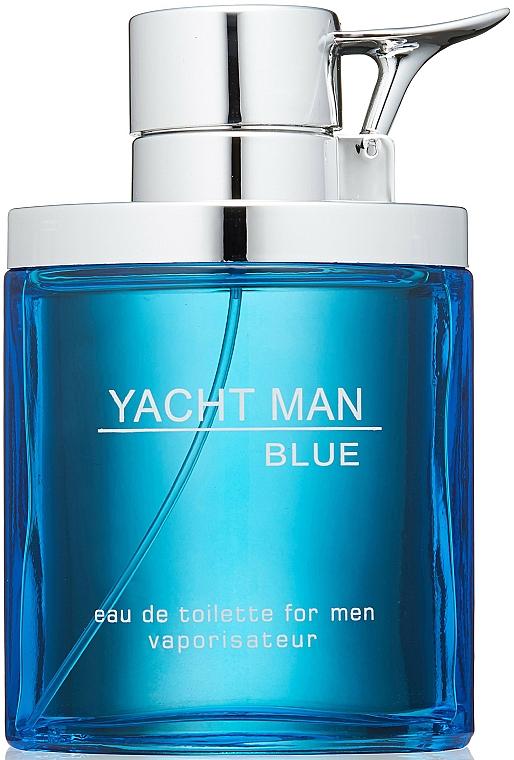 Myrurgia Yacht Man Blue - Eau de toilette  — foto N2