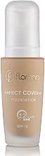 Profumi e cosmetici Fondotinta - Flormar Perfect Coverage Foundation