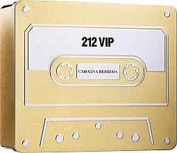 Profumi e cosmetici Carolina Herrera 212 VIP - Set (edp/50ml + b/lot/75ml)