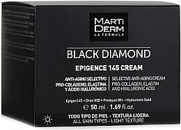 Profumi e cosmetici Crema viso, da giorno - MartiDerm Black Diamond Epigence 145 Cream