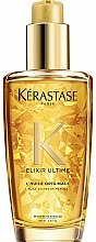 Profumi e cosmetici Olio termo-protettivo per capelli - Kerastase Elixir Ultime L'Huile Originale