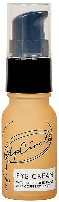 Crema contorno occhi con acero e caffè - UpCircle Eye Cream With Maple And Coffee
