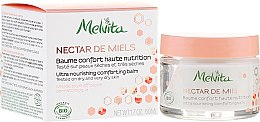 Profumi e cosmetici Balsamo viso nutriente - Melvita Nectar de Miels Baume Confort Haute Nutrition