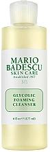 Profumi e cosmetici Schiuma detergente all'acido glicolico - Mario Badescu Glycolic Foaming Cleanser