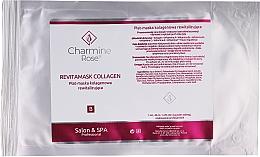 Profumi e cosmetici Maschera viso al collagene - Charmine Rose Revitamask Collagen