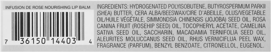 Balsamo labbra nutriente - Laura Mercier Flawless Skin Infusion De Rose — foto N3