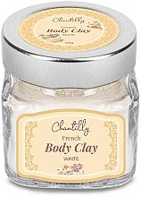 Profumi e cosmetici Argilla bianca francese - Chantilly Body Clay White