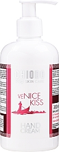 Profumi e cosmetici Crema mani - Chiodo Pro Venice Kiss Hand Cream
