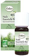 Profumi e cosmetici Olio essenziale di pino - Galeo Organic Essential Oil Pine