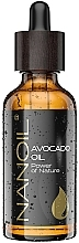 Profumi e cosmetici Olio di avocado - Nanoil Body Face and Hair Avocado Oil
