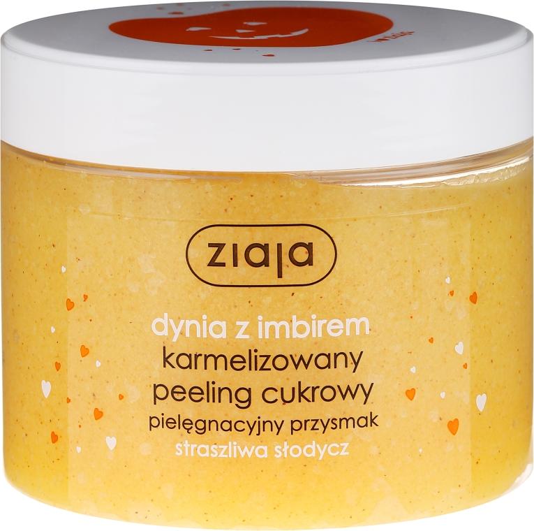 "Peeling allo zucchero ""Zucca allo zenzero"" - Ziaja Sugar Body Peeling"