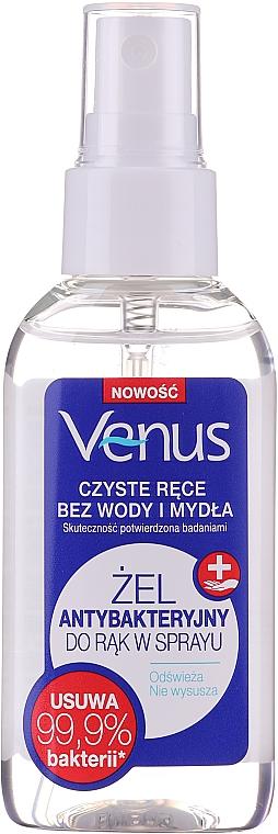 Gel mani spray antibatterico - Venus Antibacterial Hand Gel Spray