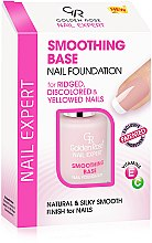 Profumi e cosmetici Base livellante per unghie - Golden Rose Nail Expert Smoothing Base Nail Foundation