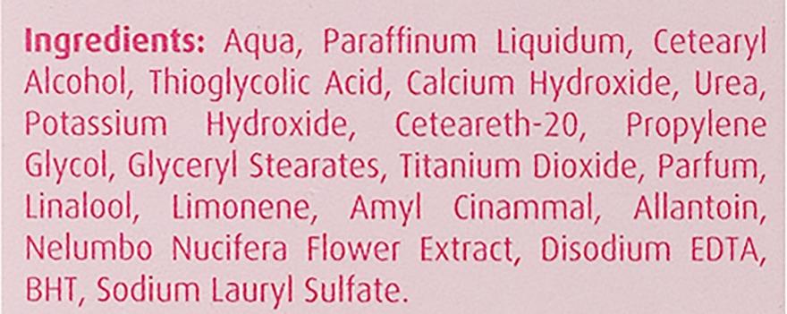 "Crema depilatoria ""Lotos"" - Bielenda Vanity Soft Touch Lotos — foto N4"