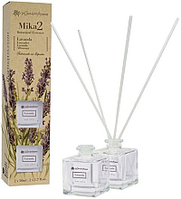 "Profumi e cosmetici Diffusore aromatico ""Lavanda"" - Flor De Mayo Mika 2 Botanical Essence"