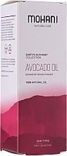 Profumi e cosmetici Olio naturale di avocado - Mohani Avocado Oil