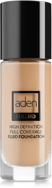 Fondotinta fluido - Aden Cosmetics High Definition Fluid Foundation