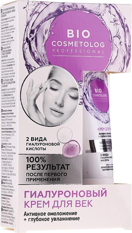 Crema per palpebre - Fito Cosmetic BioCosmetolog Prof