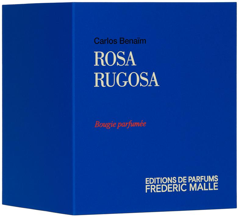 Frederic Malle Rosa Rugosa - Candela profumata — foto N2