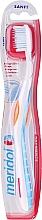 Profumi e cosmetici Spazzolino da denti, morbido, arancio-blu - Meridol Halitosis Soft Toothbrush