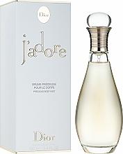 Profumi e cosmetici Dior Jadore - Acqua profumata