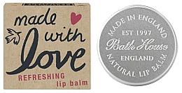 Profumi e cosmetici Balsamo labbra agli agrumi - Bath House Lip Balm Citrus