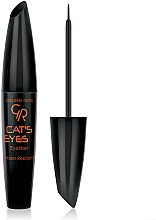 Profumi e cosmetici Eyeliner - Golden Rose Cat's Eyes Eyeliner