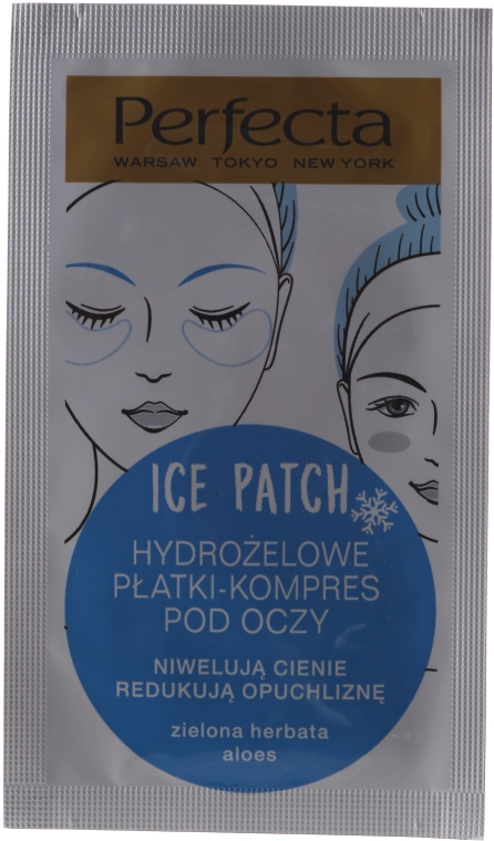 Patch contorno occhi - DAX Perfecta Ice Eye Patch