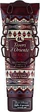 Profumi e cosmetici Tesori d`Oriente Africa - Doccia crema aromatico