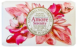 Profumi e cosmetici Sapone al gelsomino, tuberosa e ylang ylang - Nesti Dante Amore Serenity Nourishing Vegetable Soap