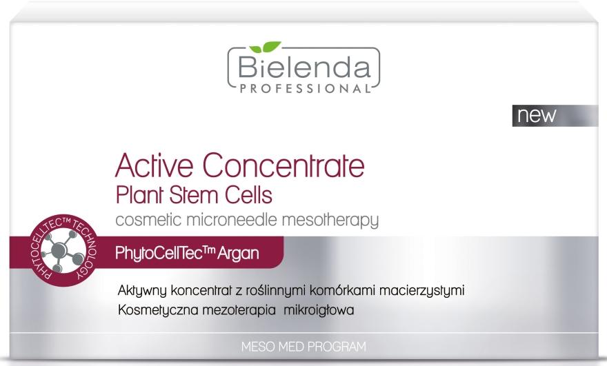 Concentrato attivo con cellule staminali vegetali - Bielenda Professional Meso Med Program Active Concentrate with Plant Stem Cells
