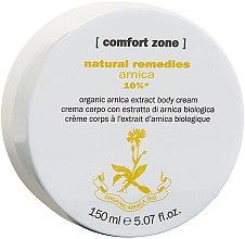 Profumi e cosmetici Crema corpo rigenerante - Comfort Zone Natural Remedies Arnica