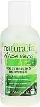 Profumi e cosmetici Lozione corpo idratante - Naturalia Aloe Vera Moisturizing Bodymilk