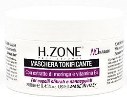 Profumi e cosmetici Maschera tonificante per capelli danneggiati - H.Zone Masque Tofiant