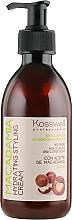 Profumi e cosmetici Crema per lo styling dei capelli - Kosswell Professional Macadamia Hydrating Styling Cream