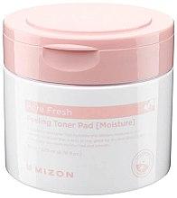 Profumi e cosmetici Dischetti-peeling idratanti - Mizon Pore Fresh Peeling Toner Pad
