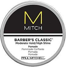 Profumi e cosmetici Pomata per lucentezza capelli - Paul Mitchell Mitch Barber's Classic