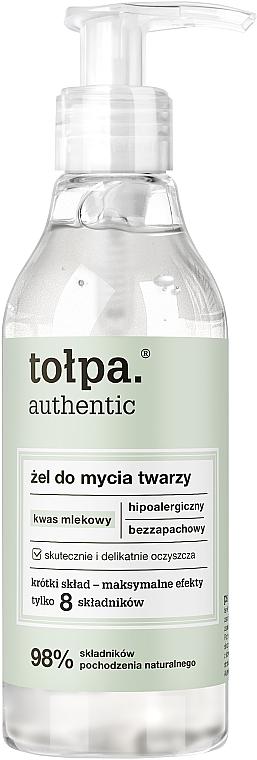 Gel viso micellare - Tolpa Authentic Micellar Gel — foto N1