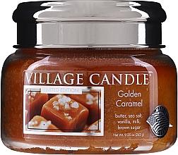 Profumi e cosmetici Candela profumata in barattolo - Village Candle Gold Caramel