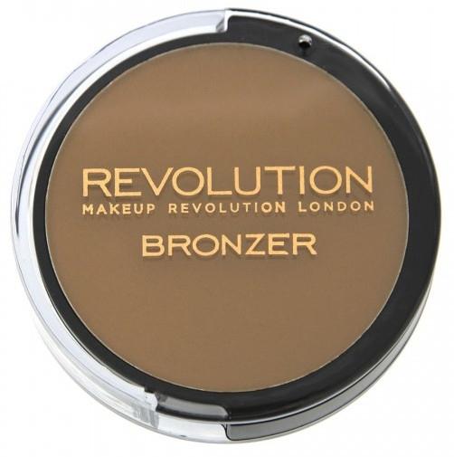 Bronzer viso - Makeup Revolution Bronze Kiss — foto N1